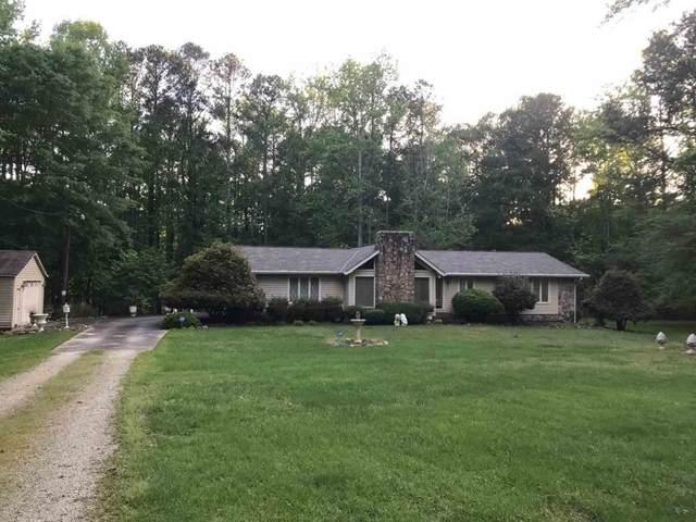 147 E Lake Drive, Newnan, GA 30265 (MLS #6722685) :: RE/MAX Prestige