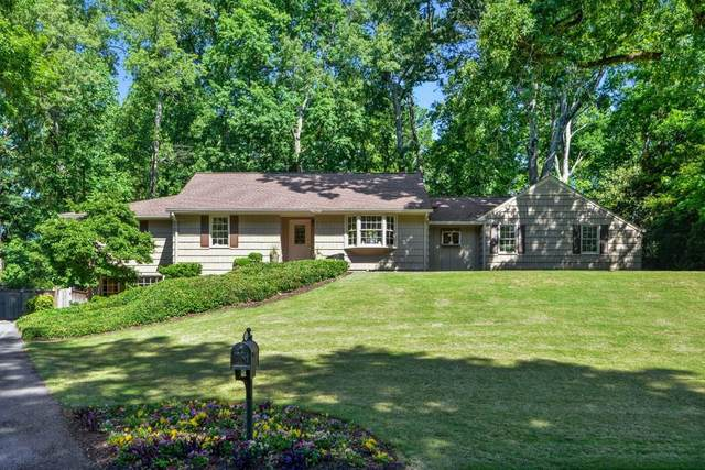 4220 Brookview Drive SE, Atlanta, GA 30339 (MLS #6722718) :: The Butler/Swayne Team