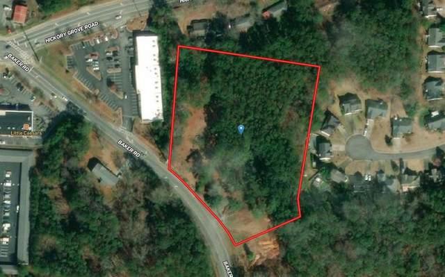 2520 Baker Road NW, Acworth, GA 30101 (MLS #6722782) :: Kennesaw Life Real Estate