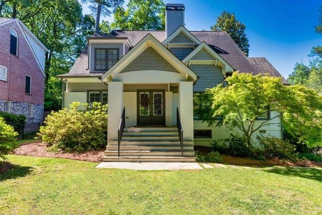 2693 Ellwood Drive NE, Atlanta, GA 30305 (MLS #6722786) :: Thomas Ramon Realty