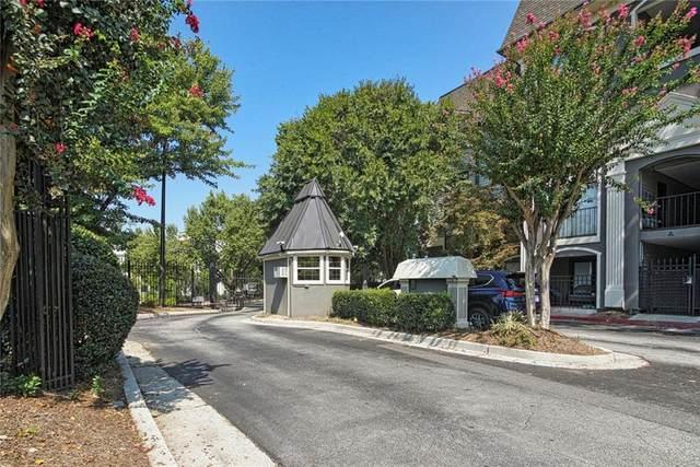 2657 Lenox Road NE 38 C, Atlanta, GA 30324 (MLS #6722809) :: RE/MAX Paramount Properties