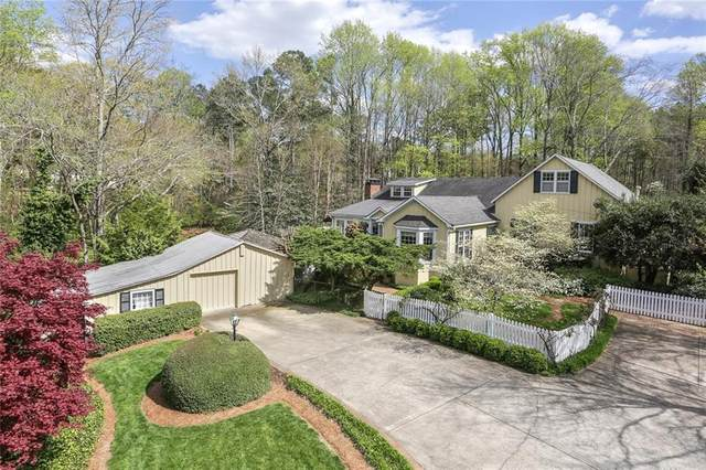 676 Kennesaw Avenue NW, Marietta, GA 30060 (MLS #6722857) :: North Atlanta Home Team