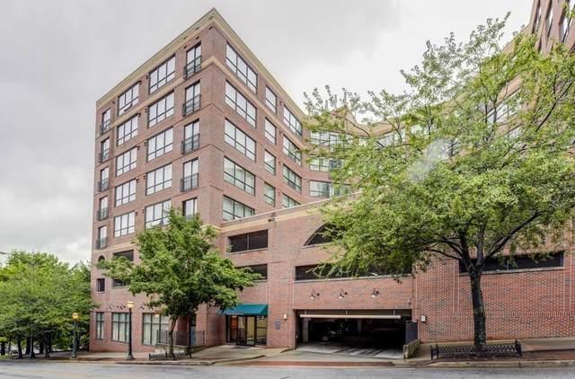 115 W Peachtree Place NW #404, Atlanta, GA 30313 (MLS #6722910) :: The Zac Team @ RE/MAX Metro Atlanta