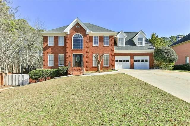 1020 Ashford Manor Court SW, Lilburn, GA 30047 (MLS #6722930) :: North Atlanta Home Team