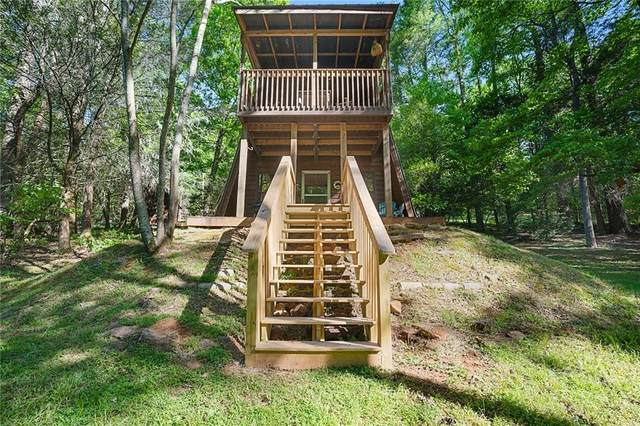 880 Deer Woods Trail, Cleveland, GA 30528 (MLS #6722956) :: The Heyl Group at Keller Williams