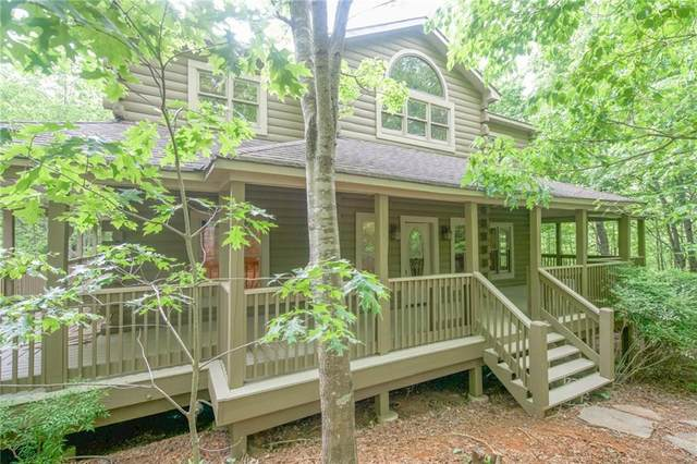41 Post Oak Drive, Big Canoe, GA 30143 (MLS #6723115) :: Todd Lemoine Team