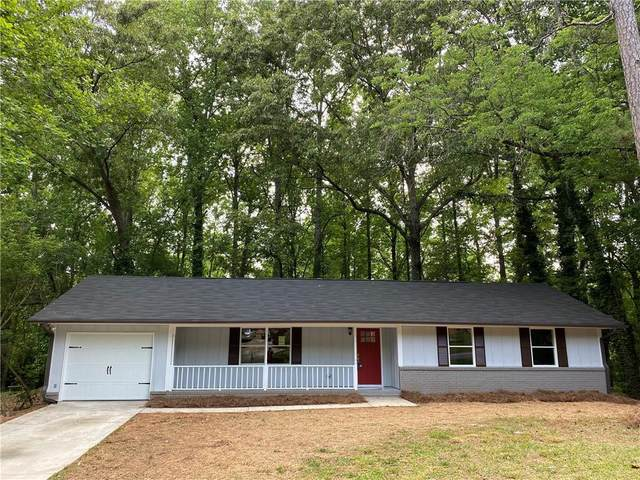 4304 Cedar Ridge Trail, Stone Mountain, GA 30083 (MLS #6723170) :: Kennesaw Life Real Estate