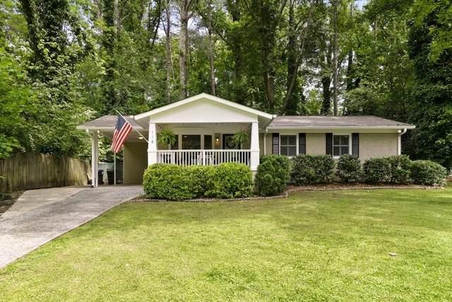 118 Lucia Drive SE, Smyrna, GA 30082 (MLS #6723174) :: North Atlanta Home Team