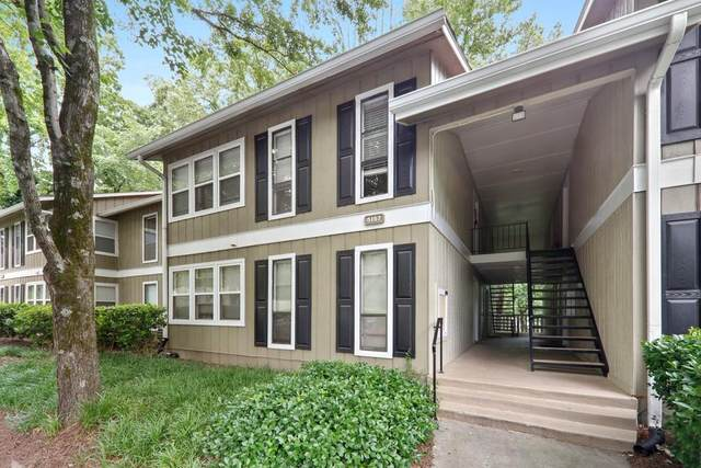 5157 Roswell Road #5, Sandy Springs, GA 30342 (MLS #6723189) :: The Heyl Group at Keller Williams