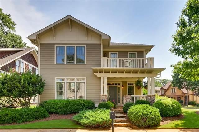 423 Rammel Oaks Drive, Avondale Estates, GA 30002 (MLS #6723191) :: Thomas Ramon Realty