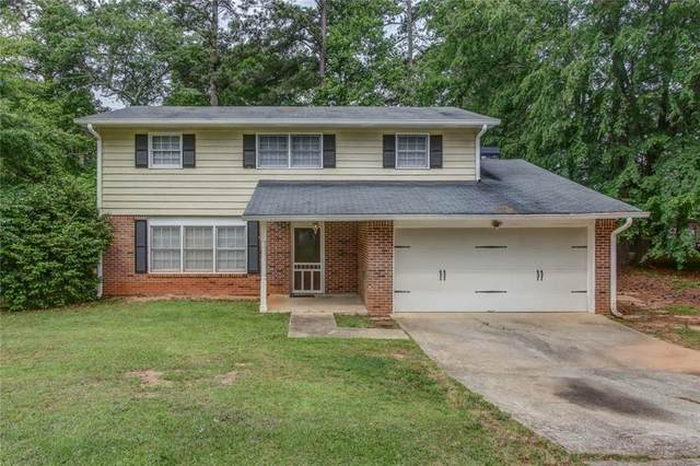 1176 Woodbridge Drive NE, Conyers, GA 30012 (MLS #6723227) :: North Atlanta Home Team