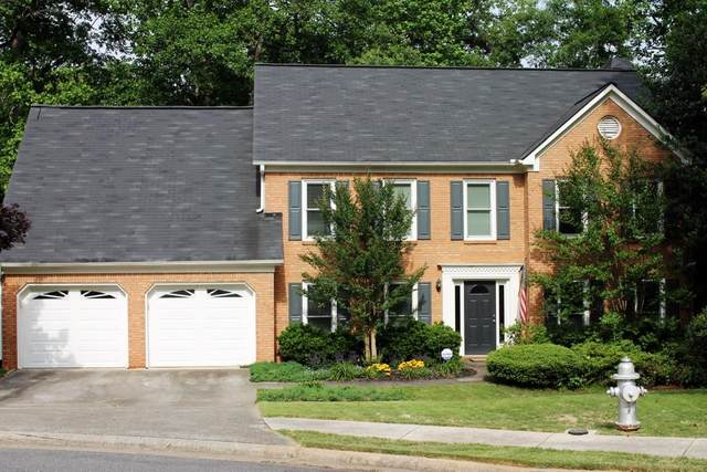 15 Iron Brigade Drive SW, Marietta, GA 30064 (MLS #6723267) :: The Zac Team @ RE/MAX Metro Atlanta