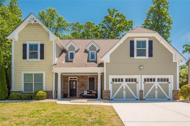 53 Rainhill Station Drive, Dawsonville, GA 30534 (MLS #6723297) :: The Zac Team @ RE/MAX Metro Atlanta