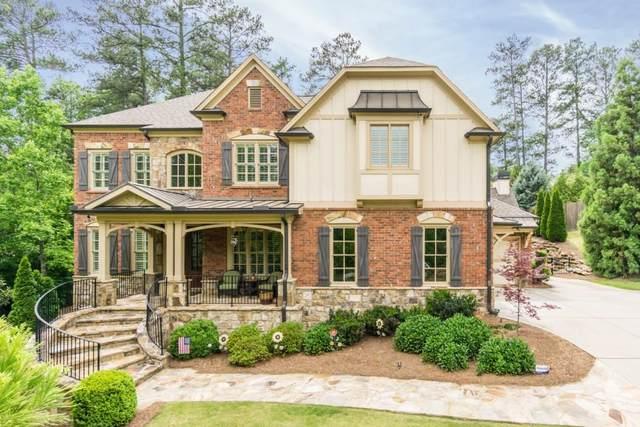 297 Greyhaven Lane, Marietta, GA 30068 (MLS #6723339) :: North Atlanta Home Team