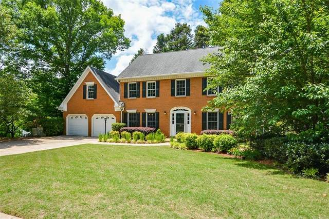 4951 Thornwood Trace NW, Acworth, GA 30102 (MLS #6723356) :: The Cowan Connection Team