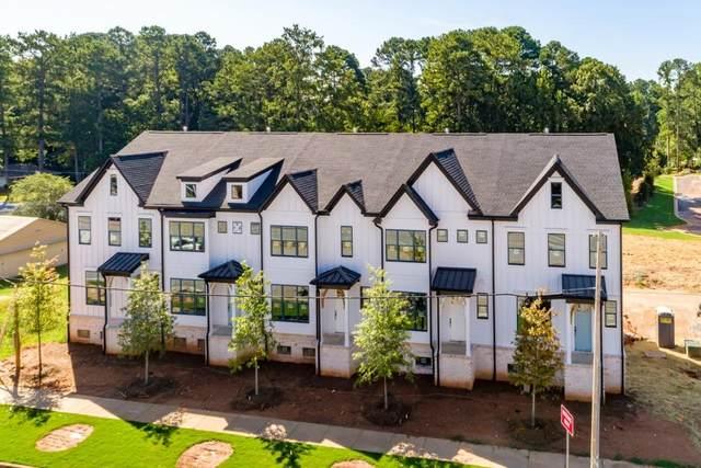 3171 Kincaid Drive #19, Decatur, GA 30033 (MLS #6723359) :: North Atlanta Home Team