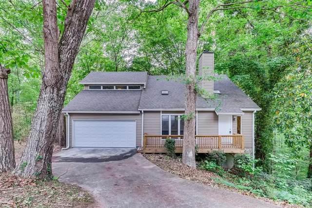 638 Green Valley Drive SE, Smyrna, GA 30082 (MLS #6723391) :: North Atlanta Home Team