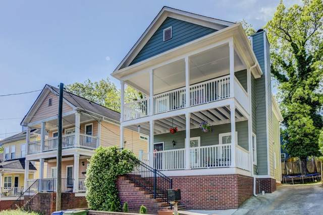 596 Delbridge Street NW, Atlanta, GA 30314 (MLS #6723393) :: The Cowan Connection Team