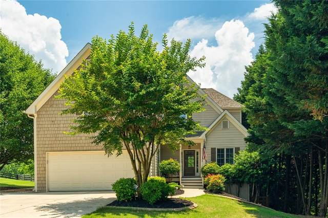 7185 Creek Ridge Drive, Gainesville, GA 30506 (MLS #6723428) :: KELLY+CO