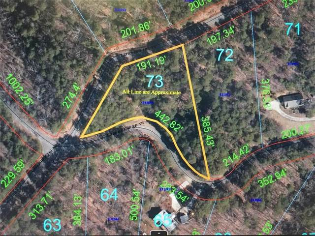 0 Fouche Gap Road, Rome, GA 30165 (MLS #6723437) :: North Atlanta Home Team
