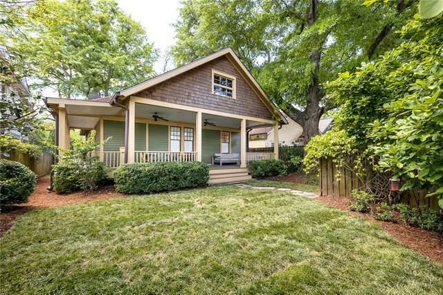 1296 Mclendon Avenue NE, Atlanta, GA 30307 (MLS #6723454) :: Team RRP | Keller Knapp, Inc.