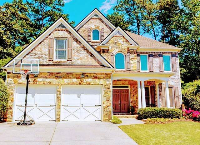 4351 Cooper Oaks Drive SE, Smyrna, GA 30082 (MLS #6723501) :: North Atlanta Home Team
