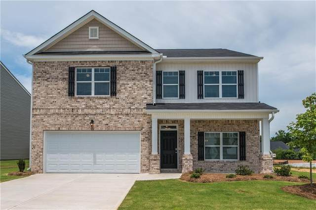 1222 Brookstone Circle, Conyers, GA 30012 (MLS #6723541) :: Keller Williams