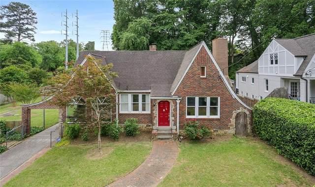 1662 N Pelham Road NE, Atlanta, GA 30324 (MLS #6723557) :: Dillard and Company Realty Group