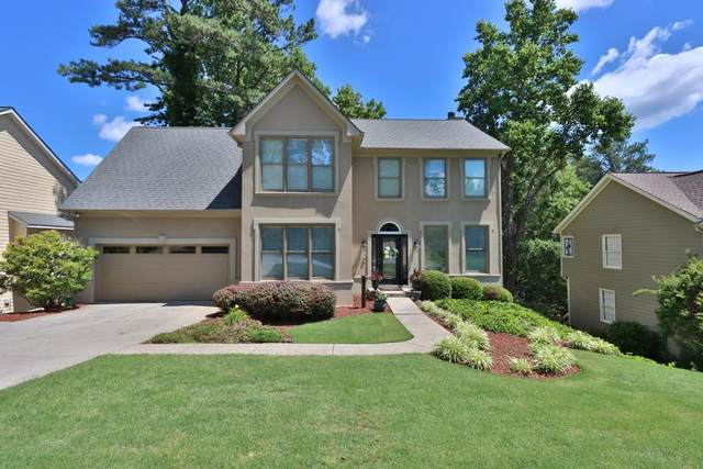 2201 Whitehall Drive, Marietta, GA 30066 (MLS #6723585) :: Kennesaw Life Real Estate