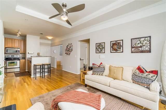 10 Perimeter Summit Boulevard NE #4408, Brookhaven, GA 30319 (MLS #6723606) :: Charlie Ballard Real Estate