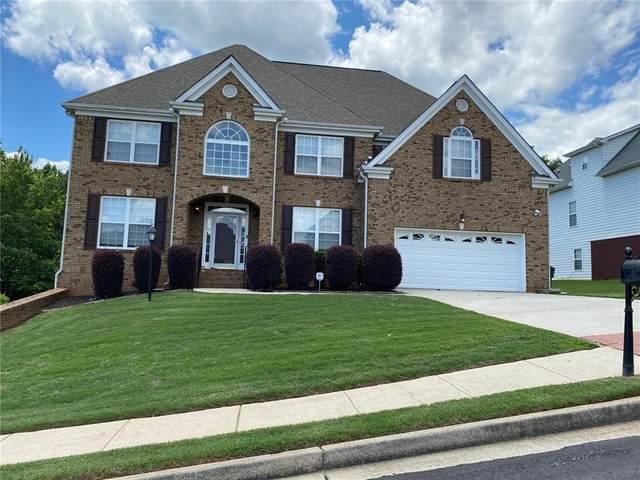 2397 Wilshire Way, Douglasville, GA 30135 (MLS #6723645) :: North Atlanta Home Team