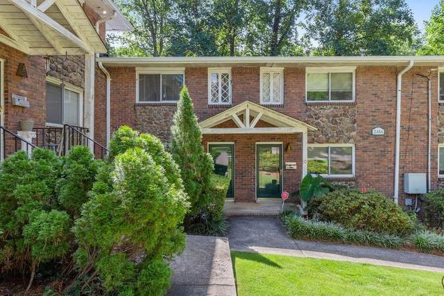 2416 Peachwood Circle NE #9, Atlanta, GA 30345 (MLS #6723687) :: RE/MAX Paramount Properties