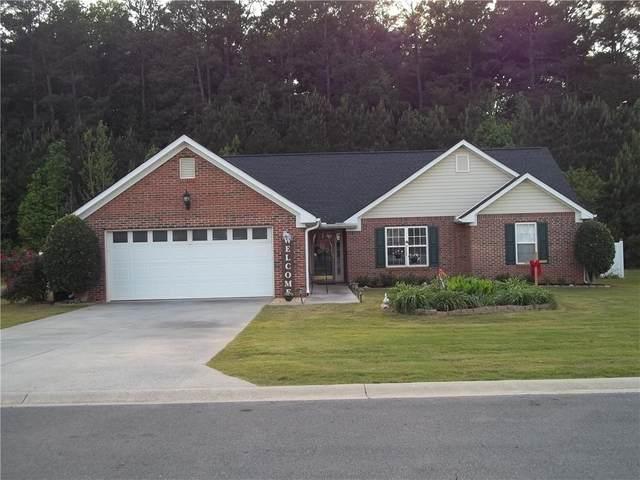 117 Brookstone Drive SW, Calhoun, GA 30701 (MLS #6723709) :: Kennesaw Life Real Estate