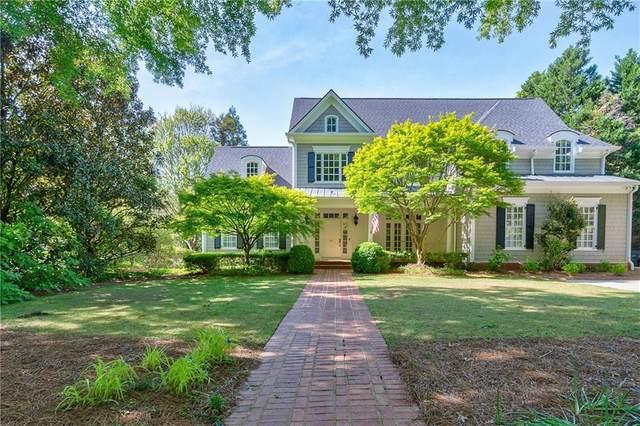 720 Whitemere Court, Atlanta, GA 30327 (MLS #6723756) :: Kennesaw Life Real Estate