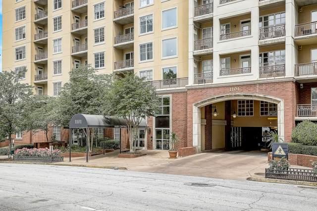 1101 Juniper Street NE #206, Atlanta, GA 30309 (MLS #6723782) :: The Zac Team @ RE/MAX Metro Atlanta