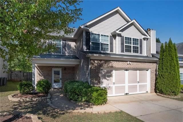 119 Crescent Woode Drive, Dallas, GA 30157 (MLS #6723793) :: Thomas Ramon Realty