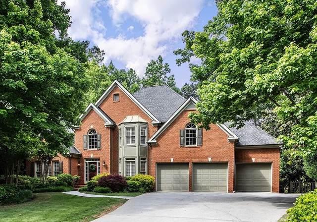 1416 Downington Overlook NW, Acworth, GA 30101 (MLS #6723821) :: North Atlanta Home Team