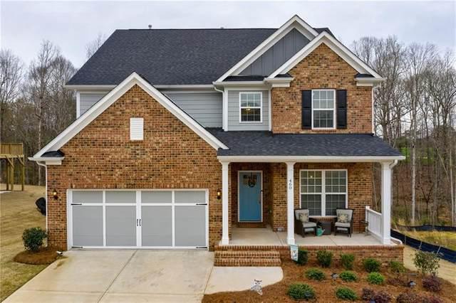 460 Greyfield Drive, Canton, GA 30115 (MLS #6723837) :: Kennesaw Life Real Estate