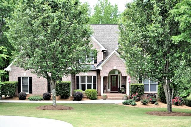 5205 Club Wildwood Drive, Buford, GA 30518 (MLS #6723863) :: Thomas Ramon Realty