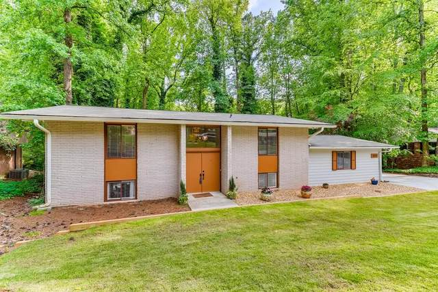 2231 Shasta Way NE, Atlanta, GA 30345 (MLS #6723898) :: RE/MAX Paramount Properties