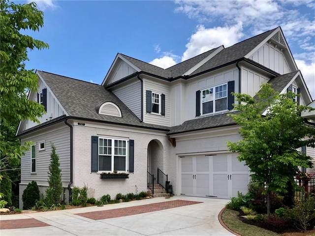 727 Belle Isle Drive, Alpharetta, GA 30009 (MLS #6723909) :: AlpharettaZen Expert Home Advisors