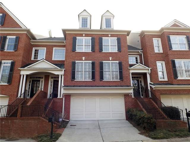 7755 Georgetown Chase, Roswell, GA 30075 (MLS #6723921) :: Path & Post Real Estate