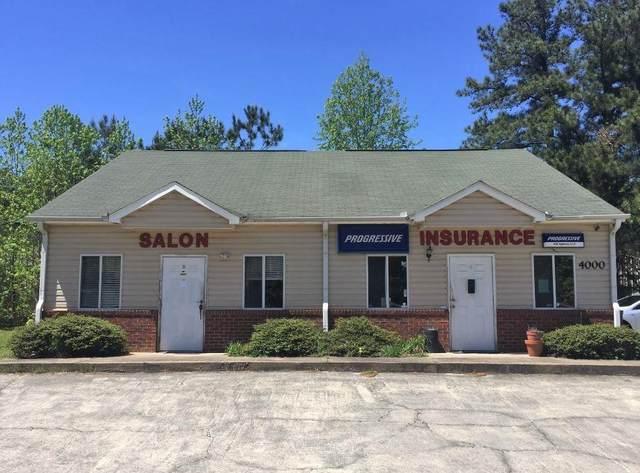 4901 Ben Hill Road, Douglasville, GA 30134 (MLS #6723923) :: Dillard and Company Realty Group