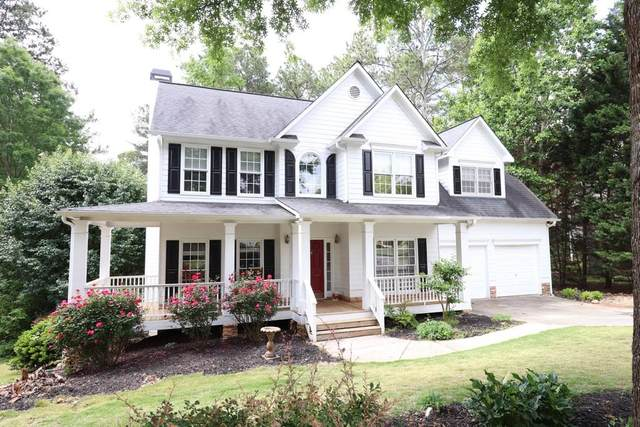 1433 Amberton Way, Powder Springs, GA 30127 (MLS #6723957) :: The Heyl Group at Keller Williams