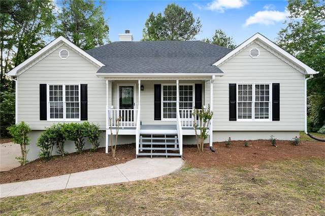985 Woodvalley Drive, Canton, GA 30115 (MLS #6723960) :: The Zac Team @ RE/MAX Metro Atlanta