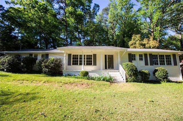 2383 Northside Parkway NW, Atlanta, GA 30327 (MLS #6724057) :: The Zac Team @ RE/MAX Metro Atlanta