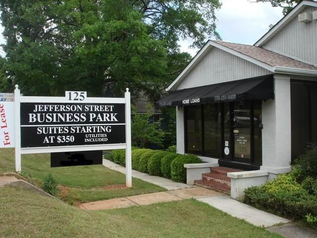 125 Jefferson Street, Newnan, GA 30263 (MLS #6724074) :: North Atlanta Home Team