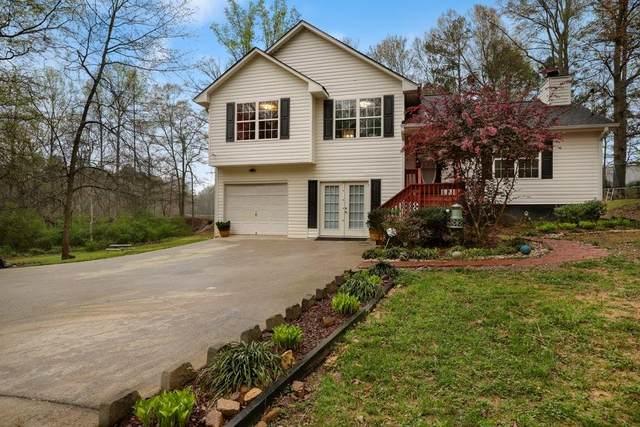 135 Aspen Lake Drive W, Newnan, GA 30263 (MLS #6724102) :: Path & Post Real Estate