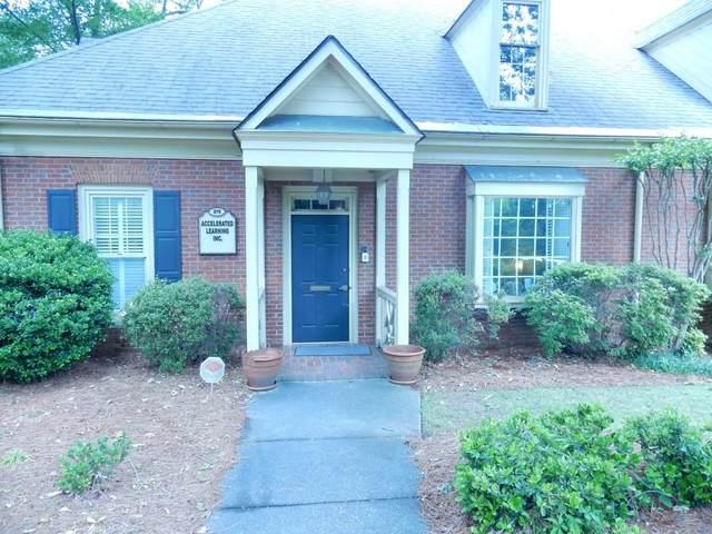 2786 N Decatur Road #210, Decatur, GA 30033 (MLS #6724115) :: RE/MAX Paramount Properties
