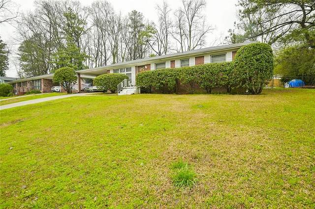 2845 Jerome Road, Atlanta, GA 30349 (MLS #6724145) :: The Heyl Group at Keller Williams